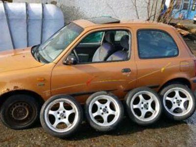 gebraucht Nissan Micra Europe