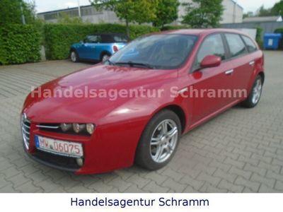 gebraucht Alfa Romeo 159 Alfa Sportwagon 2.2 JTS 16V Progression