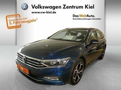 gebraucht VW Passat Variant Business 2.0 TSI DSG DAB Klima Navi