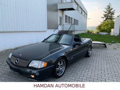 gebraucht Mercedes SL320 ..Deutsches Auto...Rostfrei