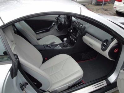 gebraucht Mercedes SLK350 LEDER SITZHEIZUNG KLIMA