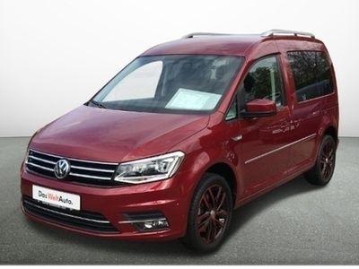 gebraucht VW Caddy Highline 1.4 TSI+AHK+XENON+NAVI+ACC+PDC+