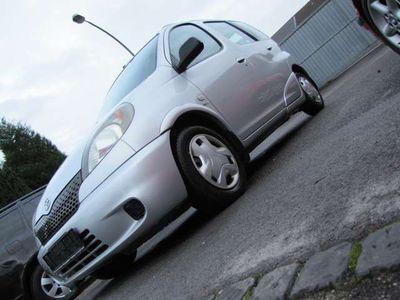 gebraucht Toyota Opa Yaris Verso 1.3 Sol.Klima.EFH.ZV. vongefahren!
