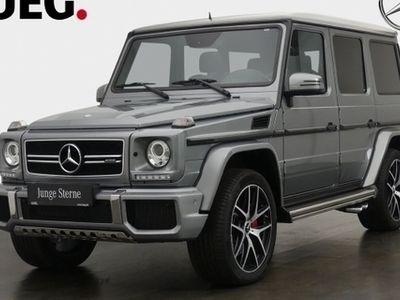 gebraucht Mercedes G63 AMG AMG Edition463+STHZG+SHD+H&K