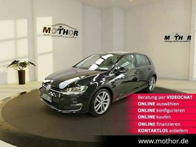 gebraucht VW Golf VII 2.0 TDI BMT/Start-Stopp Highline BMT