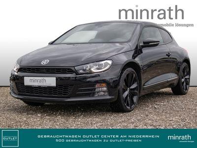 gebraucht VW Scirocco Sport BMT 2.0 TDI Navi PDC