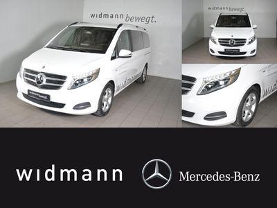 gebraucht Mercedes V250 d Exclusive EDITION lang Fahrassist.
