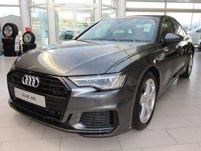 gebraucht Audi A6 45 TDI quattro sport S-Line Navi LED Kamera