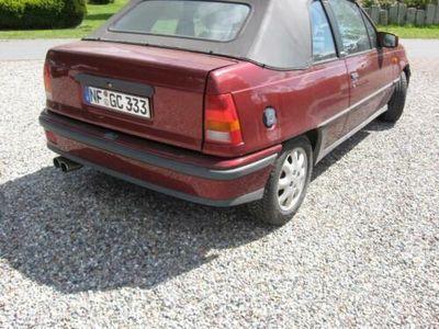 gebraucht Opel Kadett Cabrio GSI