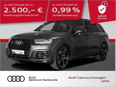 gebraucht Audi Q7 S line