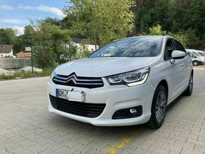 gebraucht Citroën C4 Euro6 BlueHdi 1,6 100 Touchscre...