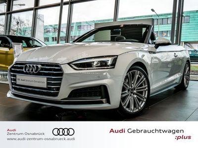 gebraucht Audi A5 Cabriolet A5 sport TFSI S tronic S line