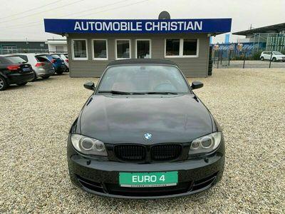 gebraucht BMW 125 Cabriolet 125 i Leder Xenon PDC Tüv : Neu