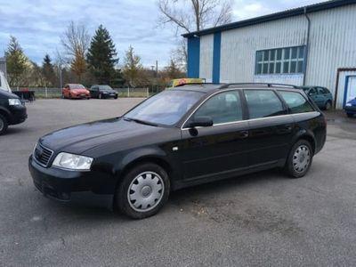 gebraucht Audi A6 2,5 tdi Quattro Standheizung, TÜ...
