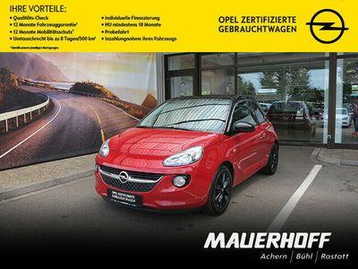 gebraucht Opel Adam Glam | Glasdach | Parkpilot |