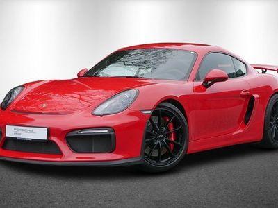 gebraucht Porsche Cayman GT4 3.8 Navi Sport Chrono 6-Gang