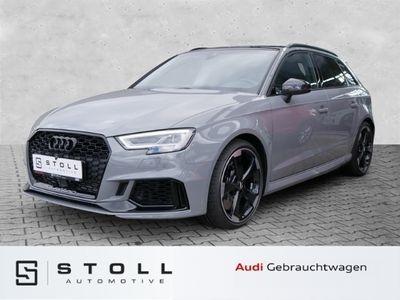gebraucht Audi RS3 Sportback 2.5 TFSI quattro EU6d-T Matrix LED Leder Navi Keyless Dyn. Kurvenlicht Rückfahrkam.