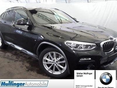 gebraucht BMW X4 xDr.25d X M Sport AdLED ACC Navi Standh.PanoD