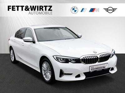 gebraucht BMW 318 d Luxury Line