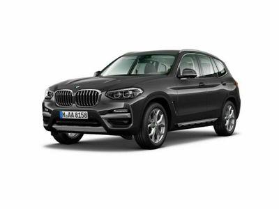 gebraucht BMW X3 xDrive20d Leder LED Navi Keyless e-Sitze HUD Parkl