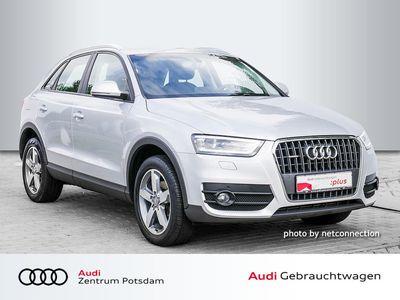 gebraucht Audi Q3 2.0 TDI quattro XENON NAVI GRA PDC SHZ