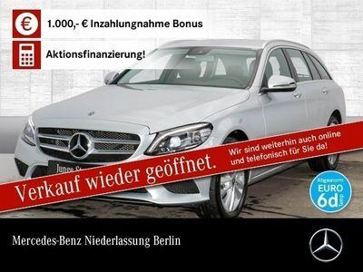 gebraucht Mercedes C220 T d 4M Avantgarde Multibeam Keyl-GO Kamera