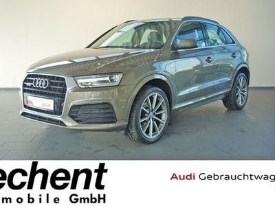 gebraucht Audi Q3 Design 2.0 TDI quattro S line Style NaviPlus
