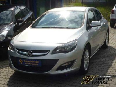 gebraucht Opel Astra 5-T ACTIVE 1.4 TURBO Sitz Lenkradheizung
