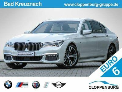 käytetty BMW 740 i Limousine M Sportpaket Touch Command WLAN