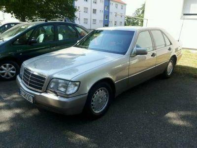 gebraucht Mercedes 400 W140