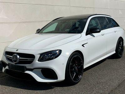 gebraucht Mercedes E63S AMG T 9G 4MATIC *PERFORMANCE SITZE*PANO*