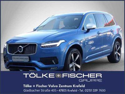 gebraucht Volvo XC90 R-Design AWD T5 in Krefeld