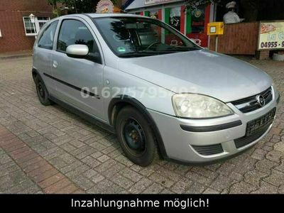 gebraucht Opel Corsa 1.2 BENZIN*4 zylinder*KLIMA*