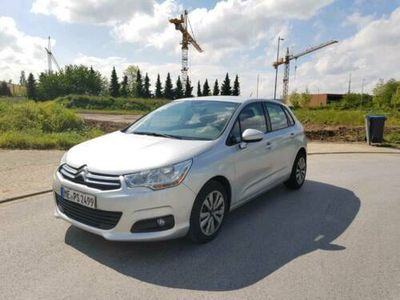 gebraucht Citroën C4 VTi 120 Attraction TÜV NEU!