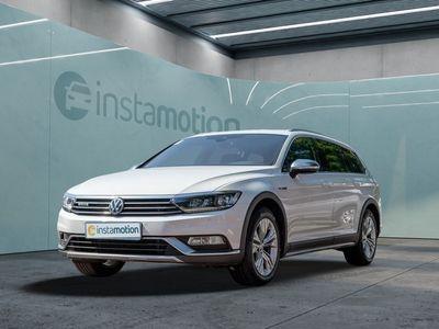 gebraucht VW Passat Alltrack Passat Alltrack 2.0 TDI DSG 4M ActiveInfo Kamera Navi LED