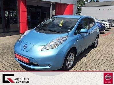 gebraucht Nissan Leaf Acenta 24KWh inkl. Batterie Navi-Kamera-PDC