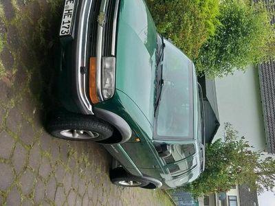 gebraucht Chevrolet Blazer S10, 4,3L, V6, 4WD als SUV/Geländewagen/Pickup in Langenhagen