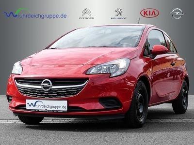 gebraucht Opel Corsa E 1.2 Klima+Bluetooth+Tempomat