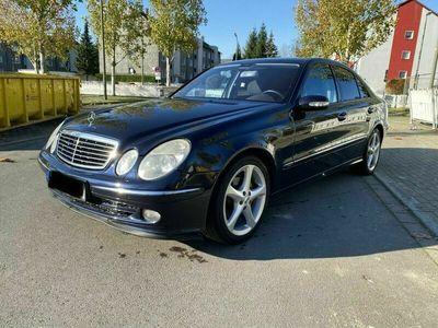 gebraucht Mercedes E200 LPG Kompressor Automatik