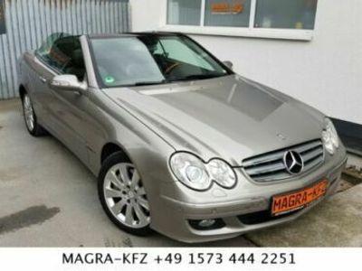 gebraucht Mercedes CLK320 CDI Cabrio/NAVI/XENON/LEDER/PDC/2-HAND