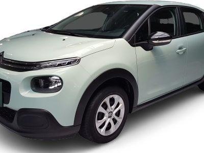 gebraucht Citroën C3 C3Feel 1.2 PureTech 68 5-tόrig KLIMA+PARKSENSOREN hinten
