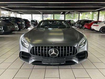 gebraucht Mercedes AMG GT C Roadster MERCEDES-GARANT CAM NIGHT CARBO