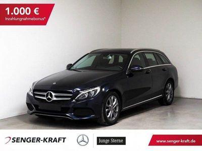 used Mercedes C250 T AVANTGARDE+LED-HIGH+SITZH+NAVI+TEMPOMAT
