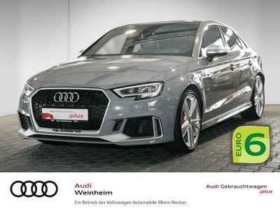 gebraucht Audi RS3 Limousine 2.5 TFSI qu. LED Virtual-Cockpit Panorama uvm
