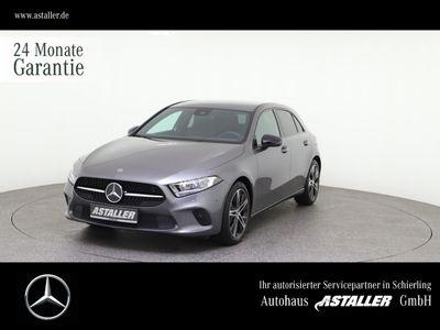 gebraucht Mercedes A180 Progressive+Night+18''+Busines+MBUX+NavPre