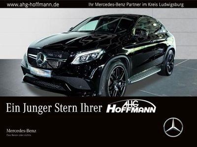 gebraucht Mercedes GLE63 AMG AMG 4MATIC Coupé Harman+Comand+Sitzklima