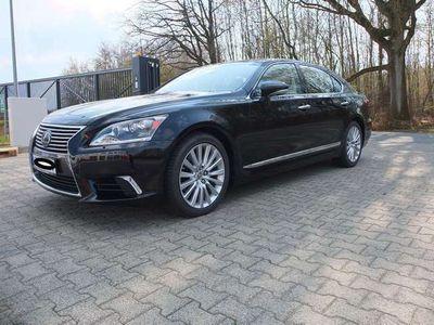 gebraucht Lexus LS460 Luxury Line Langversion