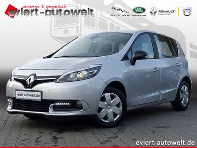 gebraucht Renault Scénic dCi110 Limited Klima PDC