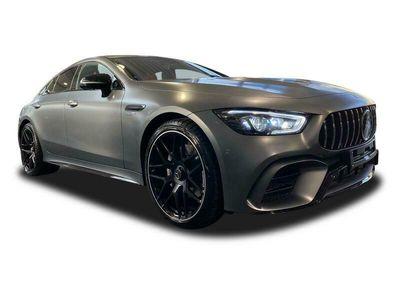 gebraucht Mercedes AMG GT AMG GT 43 4MATIC+ Standheizung TV AHK Head-Up