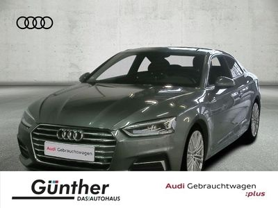gebraucht Audi A5 Coupé SPORT 2,0 TDI S TRONIC+LED+NAVI PLUS+